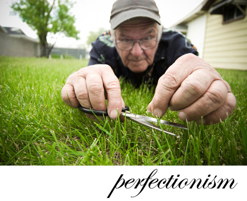 Legalism and Perfectionism