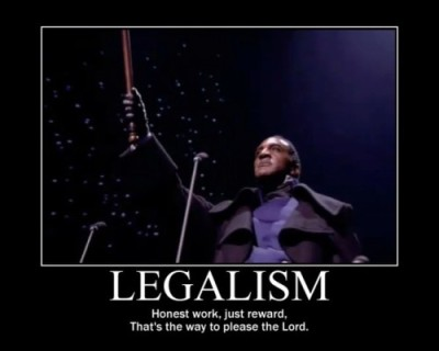 The Appeal of Legalism