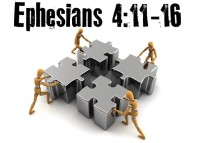 Supporting Ephesian 4 Equippers: Part One - The Standoff