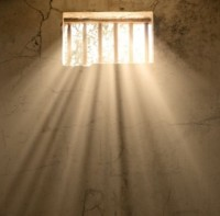 A Night in Jail in the Presence of God