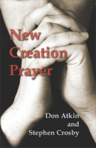 New Creation Prayer
